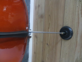 Cello Endpin stop (Antislip) 35A01